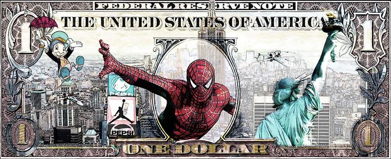 dollar-spider