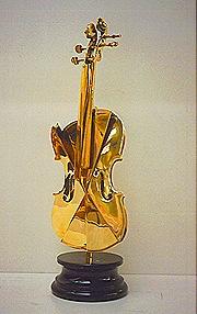 Arman violon.
