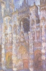 monet cathedrale