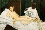 Manet,_Edouard_-_Olympia,_1863 hubert hamot numartis