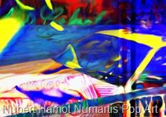 Colt3 Hubert Hamot Numartis Pop Art
