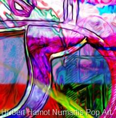 Colt4 Hubert Hamot Numartis Pop Art