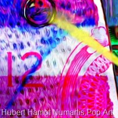 Colt5 Hubert Hamot Numartis Pop Art