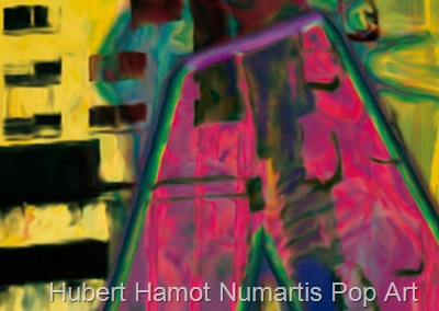 street1 Hubert Hamot Numartis Pop Art