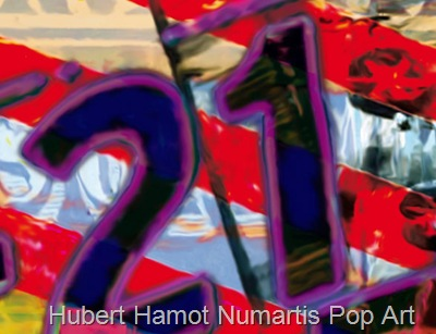 street3 Hubert Hamot Numartis Pop Art