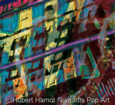 street4 Hubert Hamot Numartis Pop Art