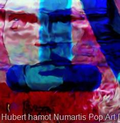 Under-Riverside-Drive2 Hubert hamot Numartis Pop Art Digital