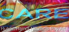 Under-Riverside-Drive5 Hubert hamot Numartis Pop Art Digital