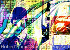 american-mythology4 Hubert Hamot Numartis Pop Art Digital