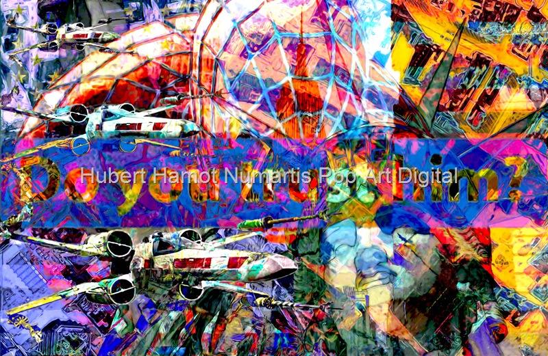 do-you-trust-him Hubert Hamot Numartis Pop Art Digital