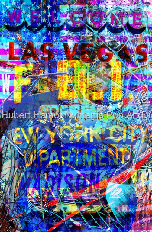 fbi-las-vegas Hubert Hamot Numartis Pop Art Digital