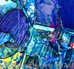 fighters5 Hubert Hamot Numartis Pop Art Digital