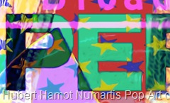 giants1 Hubert Hamot Numartis Pop Art digital