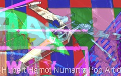 giants6 Hubert Hamot Numartis Pop Art digital
