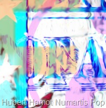 hollywood-crime5 Hubert Hamot Numartis Pop Art Digital