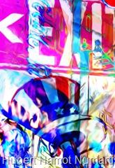 king-exit3 Hubert Hamot Numartis Pop Art Digital