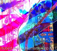 king-exit7 Hubert Hamot Numartis Pop Art Digital