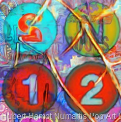 time-sq-42-street1 Hubert Hamot Numartis Pop Art Digital