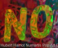 Pop-signs3 Hubert Hamot Numartis Pop Art Digital