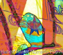 dove-over-yankee-stadium2 Hubert Hamot Numartis Pop Art Digital