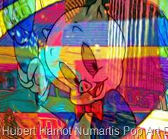 dove-over-yankee-stadium3 Hubert Hamot Numartis Pop Art Digital