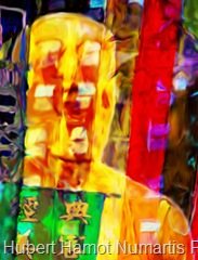 new-york-city-oscar Hubert Hamot Numartis Pop Art Digital