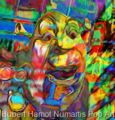new-york-city-schrek Hubert Hamot Numartis Pop Art Digital