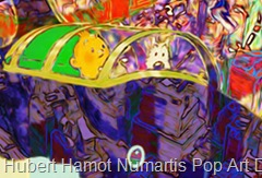 where-am-i1 Hubert Hamot Numartis Pop Art Digital
