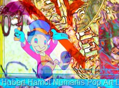 where-am-i5 Hubert Hamot Numartis Pop Art Digital