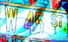 crossroads1 Hubert Hamot Numartis Pop Art Digital