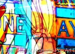 crossroads2 Hubert Hamot Numartis Pop Art Digital