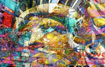 42-streetstation1 Hubert Hamot Numartis Pop Art Digital