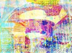 George-in-the-window2 Hubert Hamot Numartis Pop Art Digital