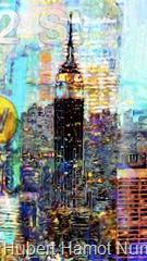 George-in-the-window4 Hubert Hamot Numartis Pop Art Digital