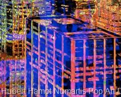 George-in-the-window5 Hubert Hamot Numartis Pop Art Digital