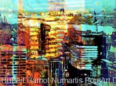 George-in-the-window7 Hubert Hamot Numartis Pop Art Digital