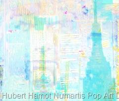 George-in-the-window-8 Hubert Hamot Numartis Pop Art Digital
