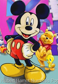 mickey-mouse-Hubert Hamot Numartis Pop Art Digital