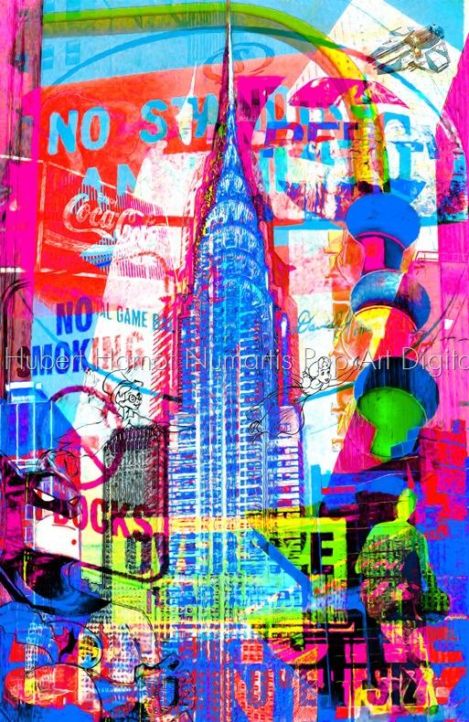 no-smoking-on-dock Hubert Hamot Numartis Pop Art Digital