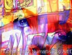 road-close-2 Hubert Hamot Numartis Pop Art Digital
