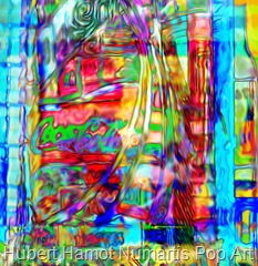 taxi-fare1 Hubert Hamot Numartis Pop Art Digital