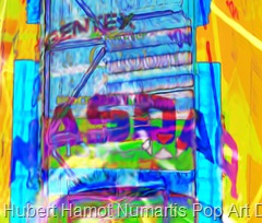 taxi-fare2 Hubert Hamot Numartis Pop Art Digital