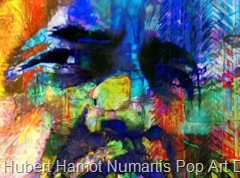 hope-of-a-new-way1 Hubert Hamot Numartis Pop Art Digital