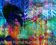 hope-of-a-new-way6 Hubert Hamot Numartis Pop Art Digital