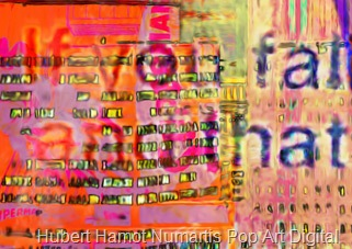please-be-safe6 Hubert Hamot Numartis Pop Art Digital