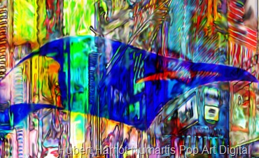 strangers-in-nyc3 Hubert Hamot Numartis Pop Art Digital