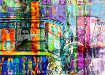 vanity1 Hubert Hamot Numartis Pop Art Digital