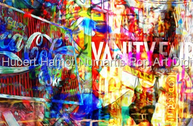vanity6 Hubert Hamot Numartis Pop Art Digital