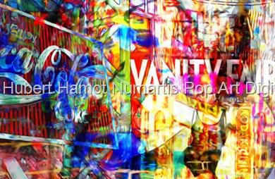 vanity6 Hubert Hamot Numartis Pop Art Digital