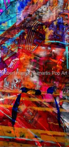 vanity8 Hubert Hamot Numartis Pop Art Digital
